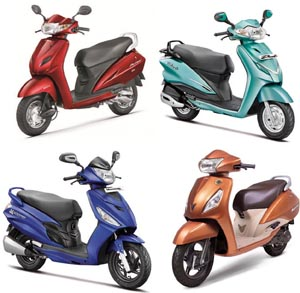 hire scooter rental